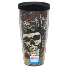 Tervis Guy Harvey Tumbler, with Lid, Under Sea Pirate, 24 Ounce