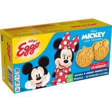 Eggo Waffles Mickey Homestyle Mickey Mouse
