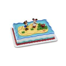Mickey and Minnie Pirate Adventure
