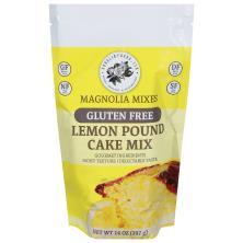 Magnolia Mixes Cake Mix, Lemon Pound Cake Mix Gluten Free