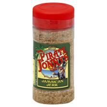 Pirate Jonnys Seasoning, Caribbean, Jamaican Jerk