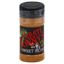 Pirate Jonnys BBQ Rubs, Sweet Island