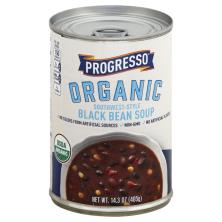 Progresso Organic Soup, Black Bean, Southwest-Style