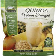 Campoverde Blenders, Fruit & Quinoa, Quinoa Protein Strength