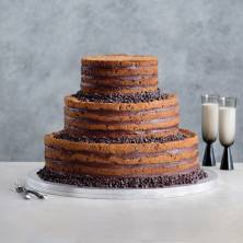Triple Decker Cookie Cake Supreme