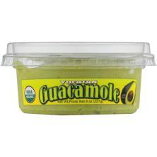 Yucatan Guacamole, Organic