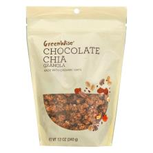 GreenWise Granola, Chocolate Chia