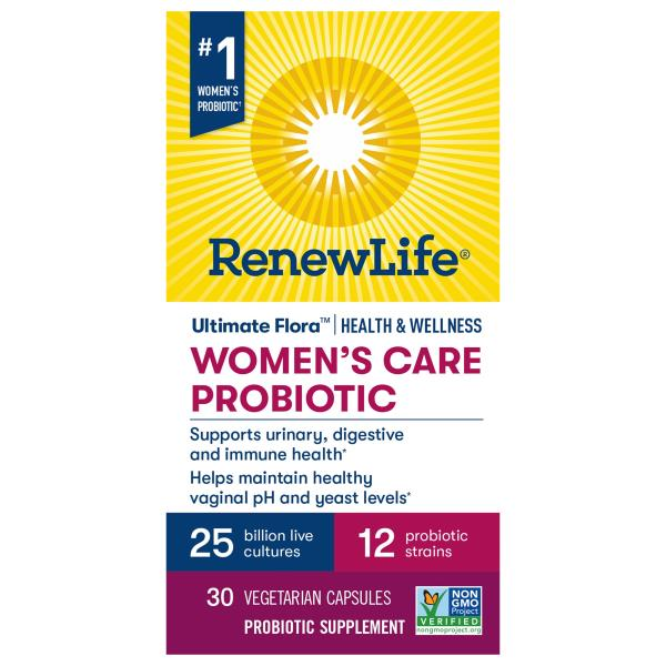picture regarding Renew Life Coupon Printable identify ReNew Daily life Supreme Flora Probiotic, Conditioning Well being