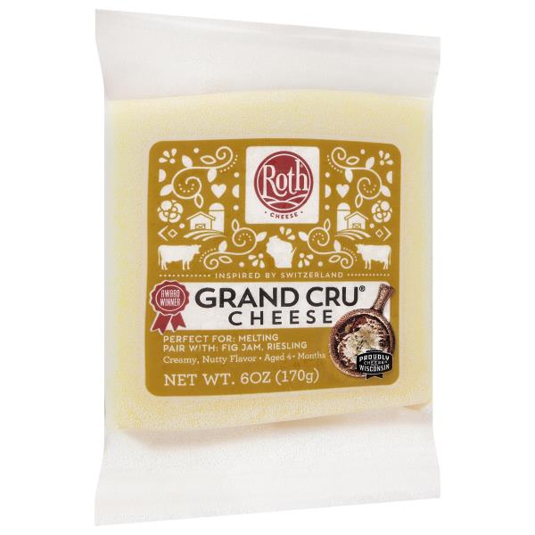 Roth Cheese, Alpine-Style, Grand Cru, Original