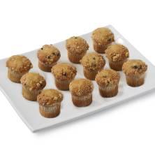 GreenWise Mini Blueberry Muffins