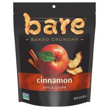 Bare Apple Chips, Cinnamon