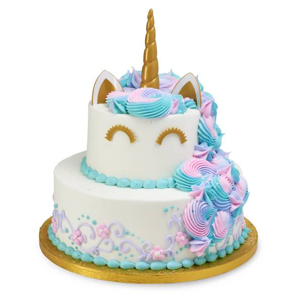 Mystical Unicorn Signature Cake