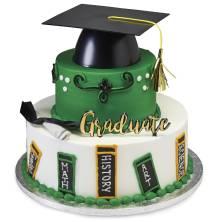 Diploma Celebration Signature Cake