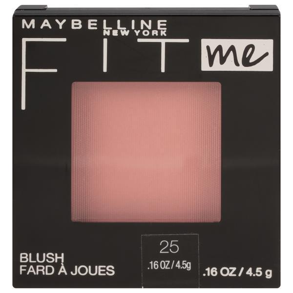 Maybelline Fit Me! Blush, Pink Rose 25