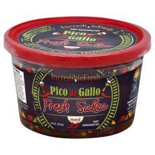 Incredible Fresh Pico De Gallo, Medium