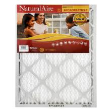 "Naturalaire Microparticle Air Filter, 17.5"" X 23.5"""