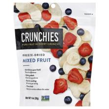 Crunchies Mixed Fruit, Freeze-Dried