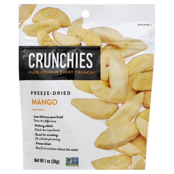 Crunchies Mango, Freeze-Dried