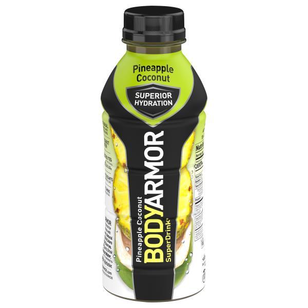 BodyArmor SuperDrink Pineapple Coconut Publix