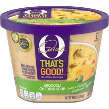 O Thats Good Cheddar Soup, Broccoli