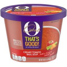 O Thats Good Soup, Basil, Creamy Tomato