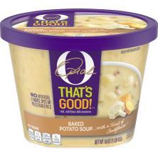 O Thats Good Soup, Baked Potato