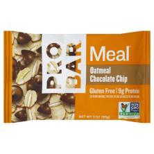 Probar Meal Energy Bar, Oatmeal Chocolate Chip