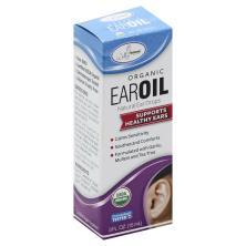 Wallys Ear Oil, Organic