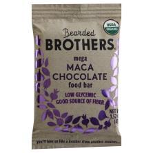 Bearded Brothers Bar, Mega Maca Chocolate