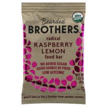 Bearded Brothers Bar, Radical Raspberry Lemon