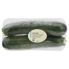 Org Zucchini Squash