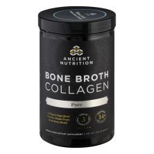Ancient Nutrition Bone Broth Collagen Dietary Supplement, Pure