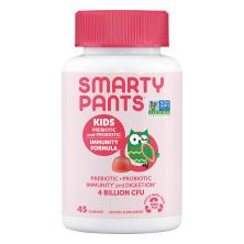 SmartyPants Probiotic, Complete, Kids, Gummies, Strawberry Creme