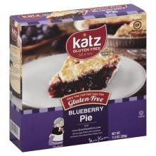 Katz Pie, Gluten-Free, Blueberry