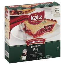 Katz Pie, Gluten-Free, Cherry
