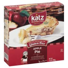 Katz Pie, Gluten-Free, Apple