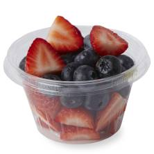 Strawberry and Blueberry Cup