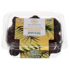 Natural Delights Bard Valley Dates, Whole, Fresh Medjool