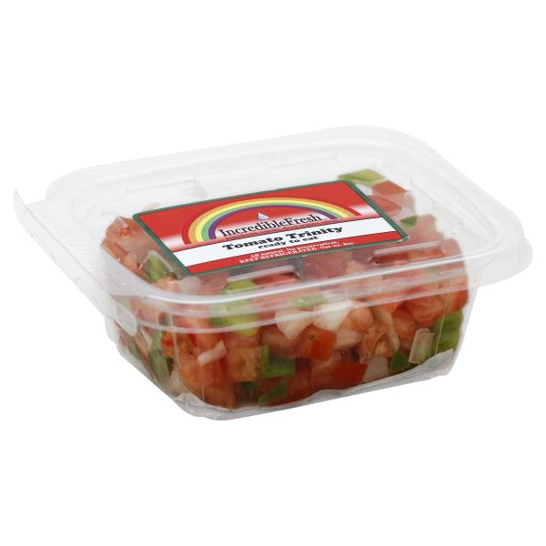 IncredibleFresh Tomato Trinity