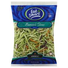 Eat Smart Broccoli Slaw