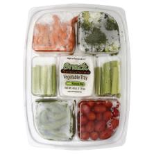 Snack Sensations Vegetable Tray, with Ranch Dip