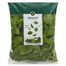 Publix Fresh and Tender Spinach