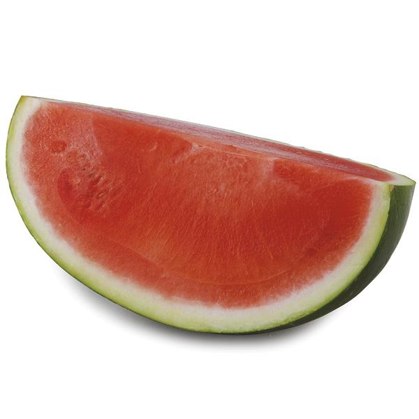 Publix Red Seedless Watermelon, Quarter