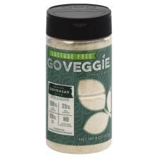 Go Veggie Cheese Alternative, Grated, Parmesan Style