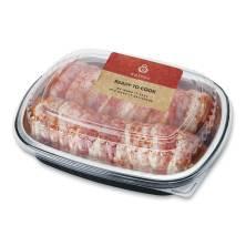 Aprons Cajun Seasoned Bacon Wrapped, Pork Tenderloin, Prepared Fresh In-Store