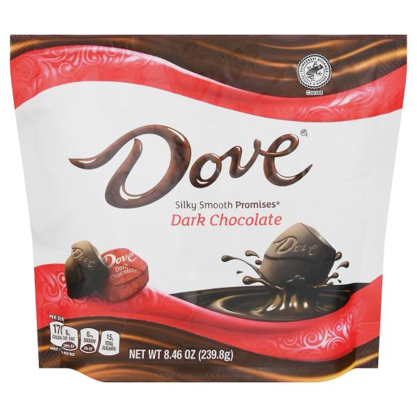 Dove Promises Dark Chocolate