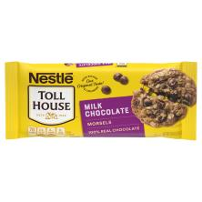 Nestle Toll House Morsels, Milk Chocolate