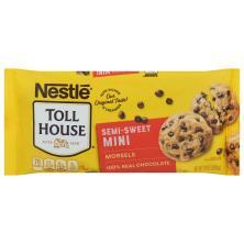 Toll House Chocolate, Mini Morsels