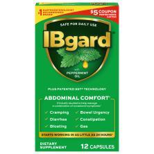 IBgard Irritable Bowel Syndrome, Capsules