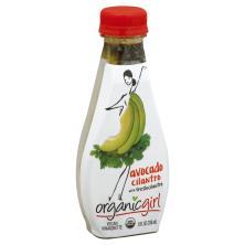 OrganicGirl Vinaigrette, Vegan, Avocado Cilantro